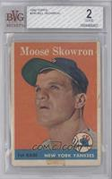 Moose Skowron [BVG 2 GOOD]