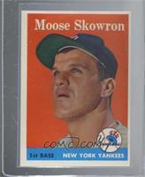 Moose Skowron [Excellent‑Mint]