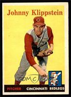 Johnny Klippstein [EX]