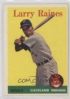 Larry Raines [Poor to Fair]