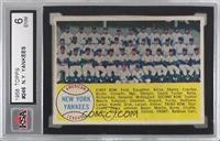 New York Yankees Team [KSA6ENM]