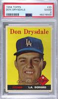 Don Drysdale [PSA2GOOD]