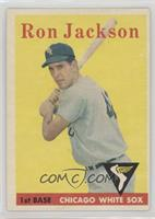 Ron Jackson [Poor to Fair]