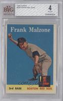 Frank Malzone [BVG4]