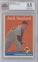 Jack Sanford [BVG5.5EXCELLENT+]