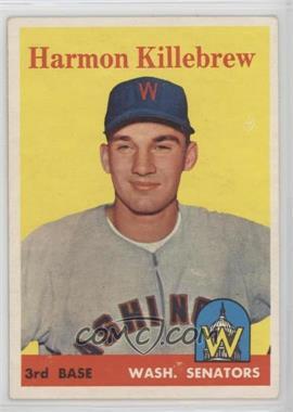 1958 Topps - [Base] #288 - Harmon Killebrew