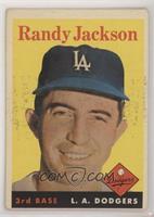 Randy Jackson [NoneGoodtoVG‑EX]