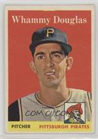 Whammy Douglas [Poor to Fair]