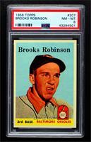 Brooks Robinson [PSA8NM‑MT]