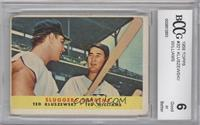Sluggers Supreme (Ted Kluszewski, Ted Williams) [ENCASED]