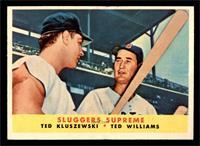 Sluggers Supreme (Ted Kluszewski, Ted Williams) [EXMT]