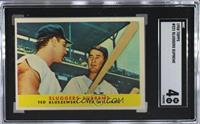 Sluggers Supreme (Ted Kluszewski, Ted Williams) [SGC 50 VG/EX 4]