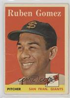 Ruben Gomez [Poor]