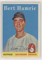 Bert Hamric [Poor]