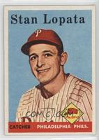 Stan Lopata [Good to VG‑EX]