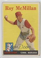 Roy McMillan [Poor]