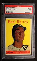 Earl Battey [PSA7]