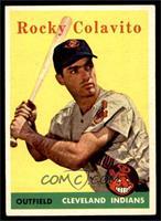 Rocky Colavito [EX]