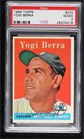 Yogi Berra [PSA2GOOD]