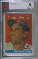 Yogi Berra [BVG5EXCELLENT]