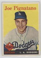 Joe Pignatano [Poor]