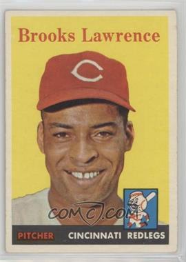 1958 Topps - [Base] #374 - Brooks Lawrence [PoortoFair]