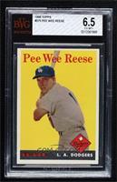 Pee Wee Reese [BVG6.5EX‑MT+]