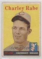 Charlie Rabe [NonePoortoFair]