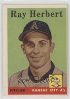 Ray Herbert [PoortoFair]