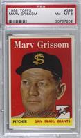 Marv Grissom [PSA8NM‑MT]