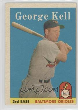 1958 Topps - [Base] #40 - George Kell