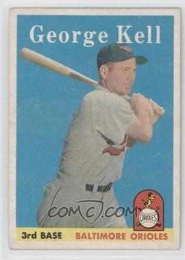 1958 Topps - [Base] #40 - George Kell