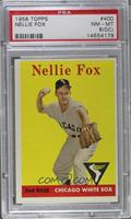 Nellie Fox [PSA8(OC)]