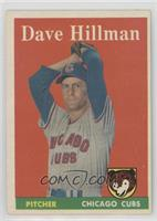 Dave Hillman [Poor to Fair]