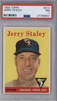 Jerry Staley [PSA7NM]