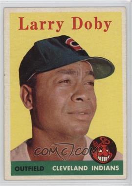 1958 Topps - [Base] #424 - Larry Doby