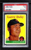 Larry Doby [PSA7NM]