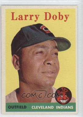 1958 Topps - [Base] #424 - Larry Doby