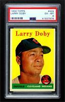 Larry Doby [PSA6EX‑MT]