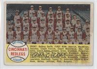 Cincinnati Reds Team (Alphabetical) [NoneGoodtoVG‑EX]