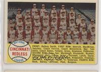Cincinnati Reds Team (Alphabetical)