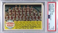 Cincinnati Reds Team (Sixth Series Numerical) [PSA5EX]
