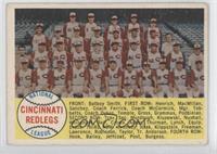Cincinnati Reds Team (Sixth Series Numerical)