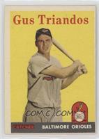Gus Triandos [PoortoFair]