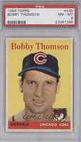 Bobby Thomson [PSA8NM‑MT]