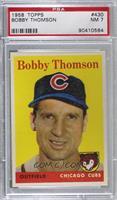 Bobby Thomson [PSA7NM]