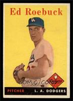 Ed Roebuck [NM]