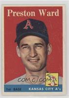 Preston Ward [PoortoFair]