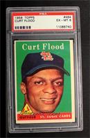 Curt Flood [PSA6]