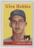 Glen Hobbie [Poor to Fair]